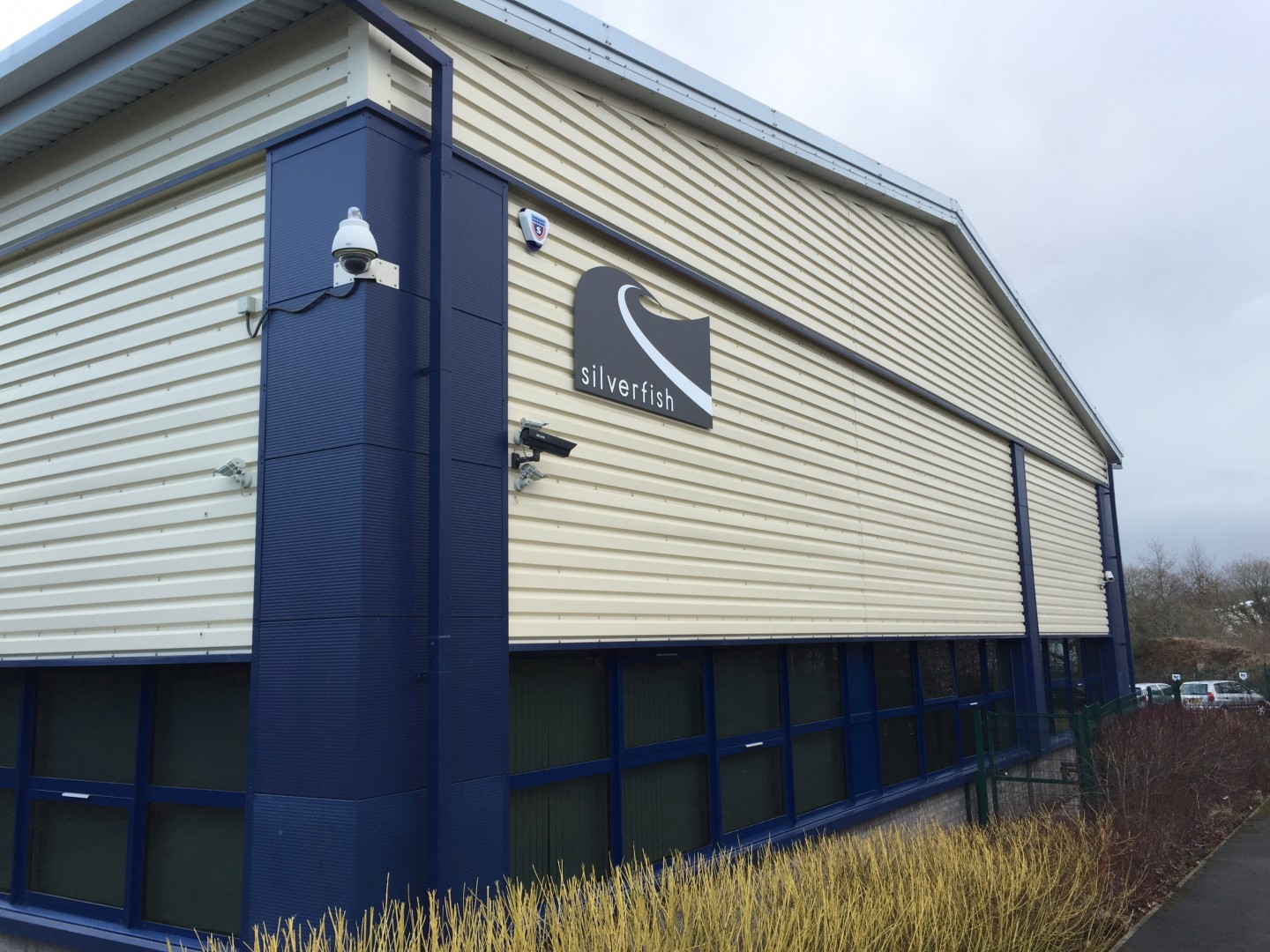 Cladding Restoration and Protection Example