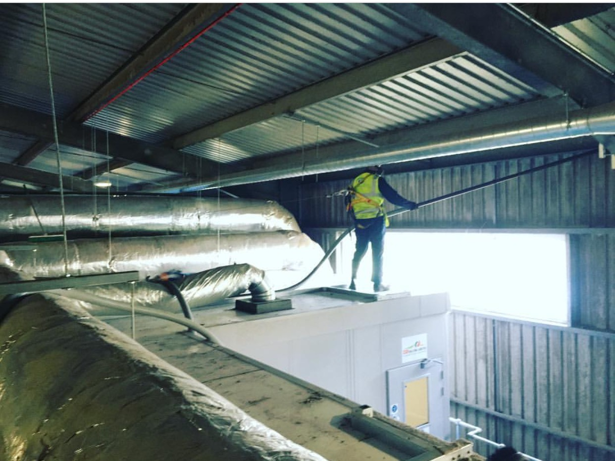 Industrial Atex Cleaning Explosive Dust Removal