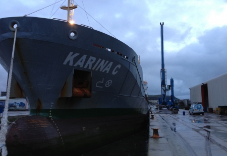 Maritime Cleaning Example